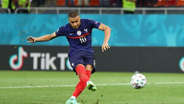 Kylian Mbappé lors du match France-Suisse le 29 juin 2021 - Sputnik France