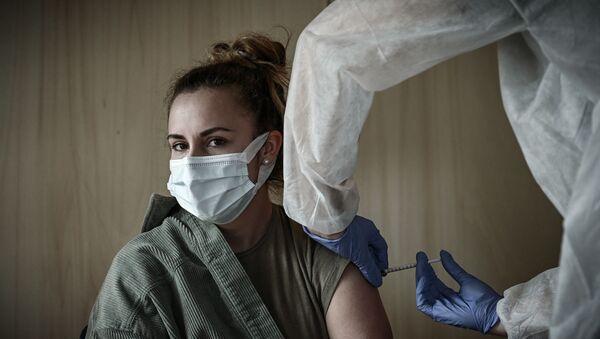 Vaccination France - Sputnik France