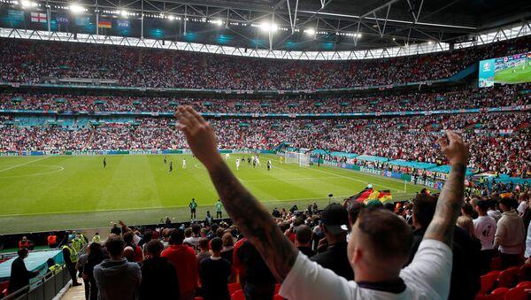 Allemagne vs. Angleterre en huitièmes de finale de l'Euro - Sputnik France