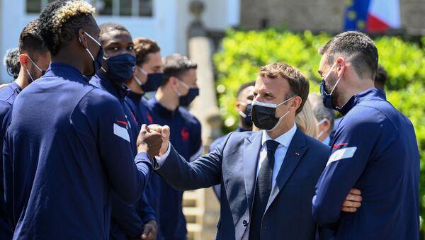 Ces célébrités venues assister aux matches de l'Euro 2020   - Sputnik France