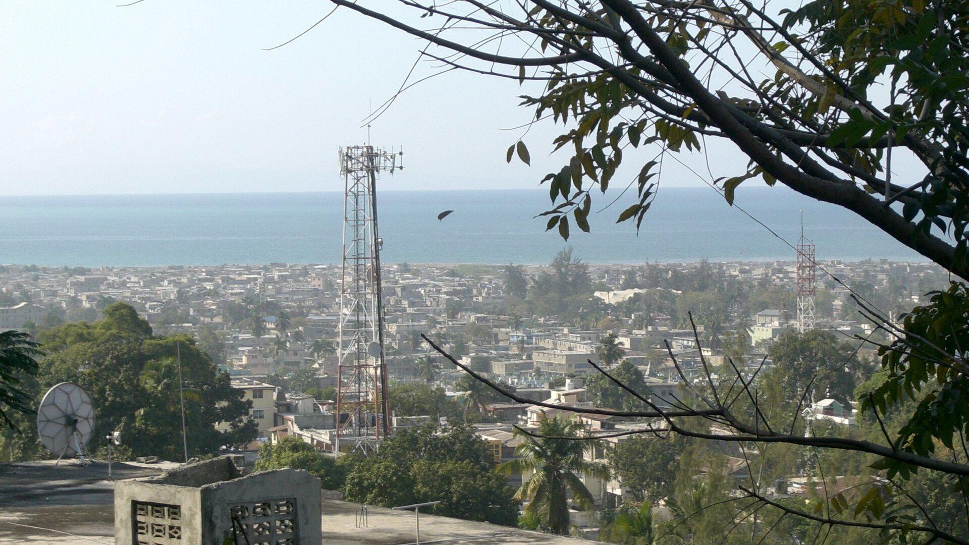 Port-au-Prince - Sputnik France, 1920, 16.07.2021