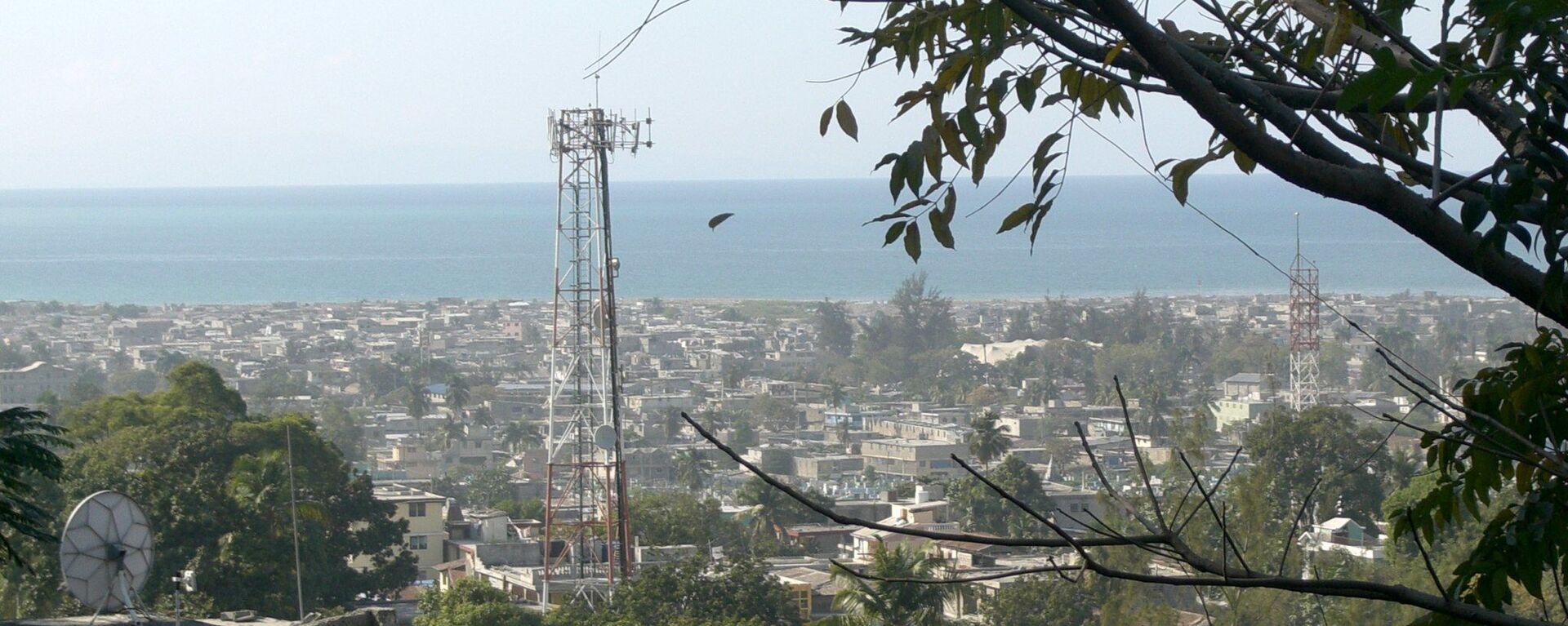 Port-au-Prince - Sputnik France, 1920, 07.07.2021