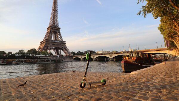 Trottinette électrique à Paris - Sputnik France