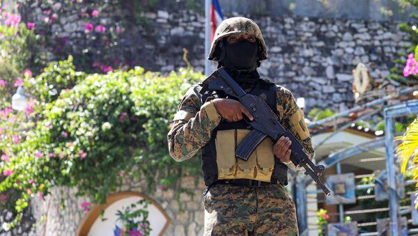 La situation à Haïti après l'assassinat du Président   - Sputnik France