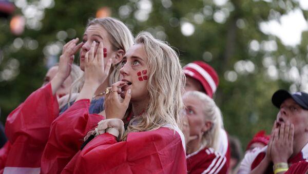 Les joies et les déceptions des supporters de l'Euro 2020   - Sputnik France