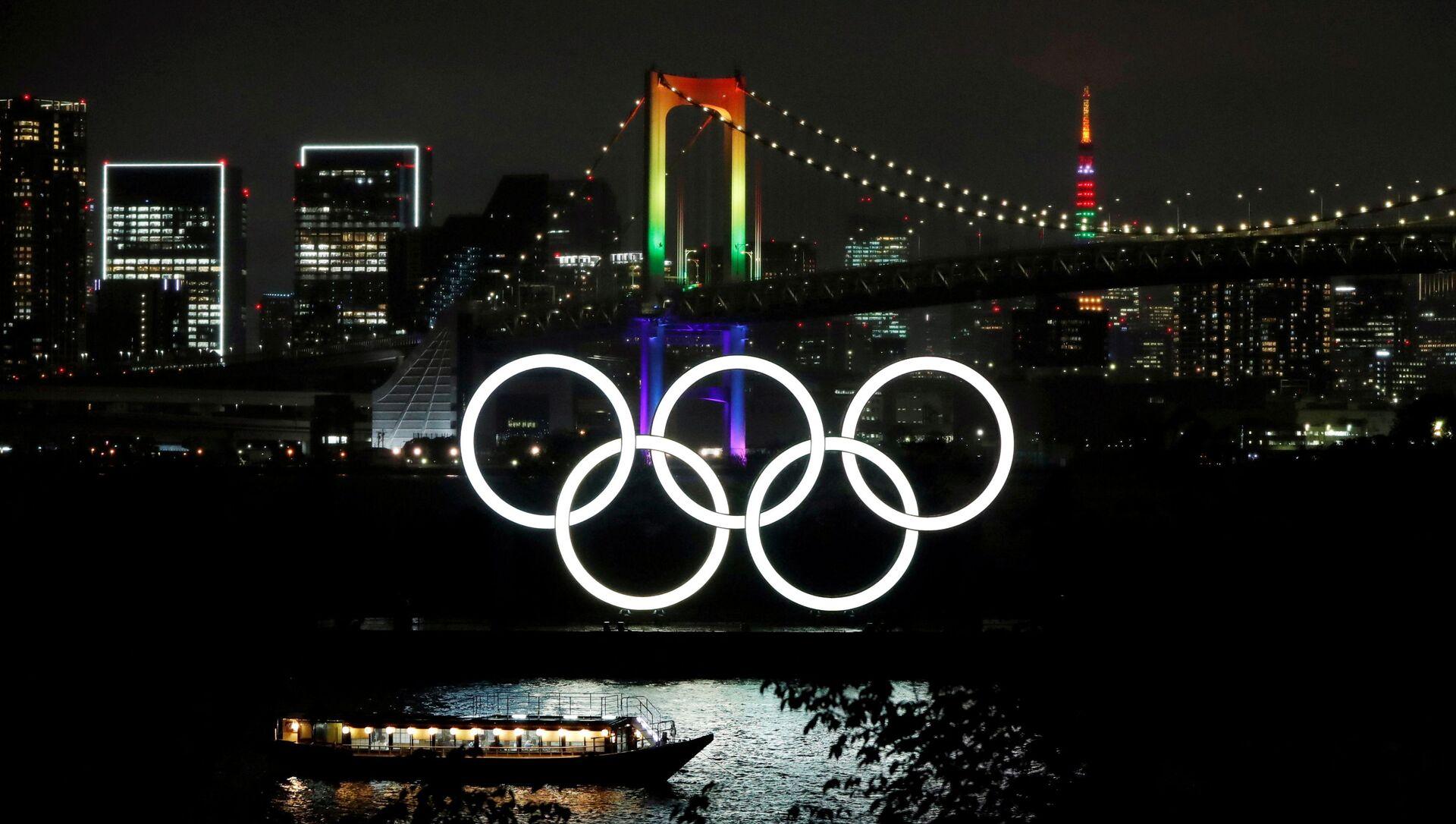 Jeux olympiques 2020 de Tokyo - Sputnik France, 1920, 23.07.2021