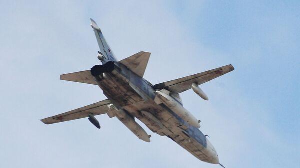 Un Su-24 - Sputnik France