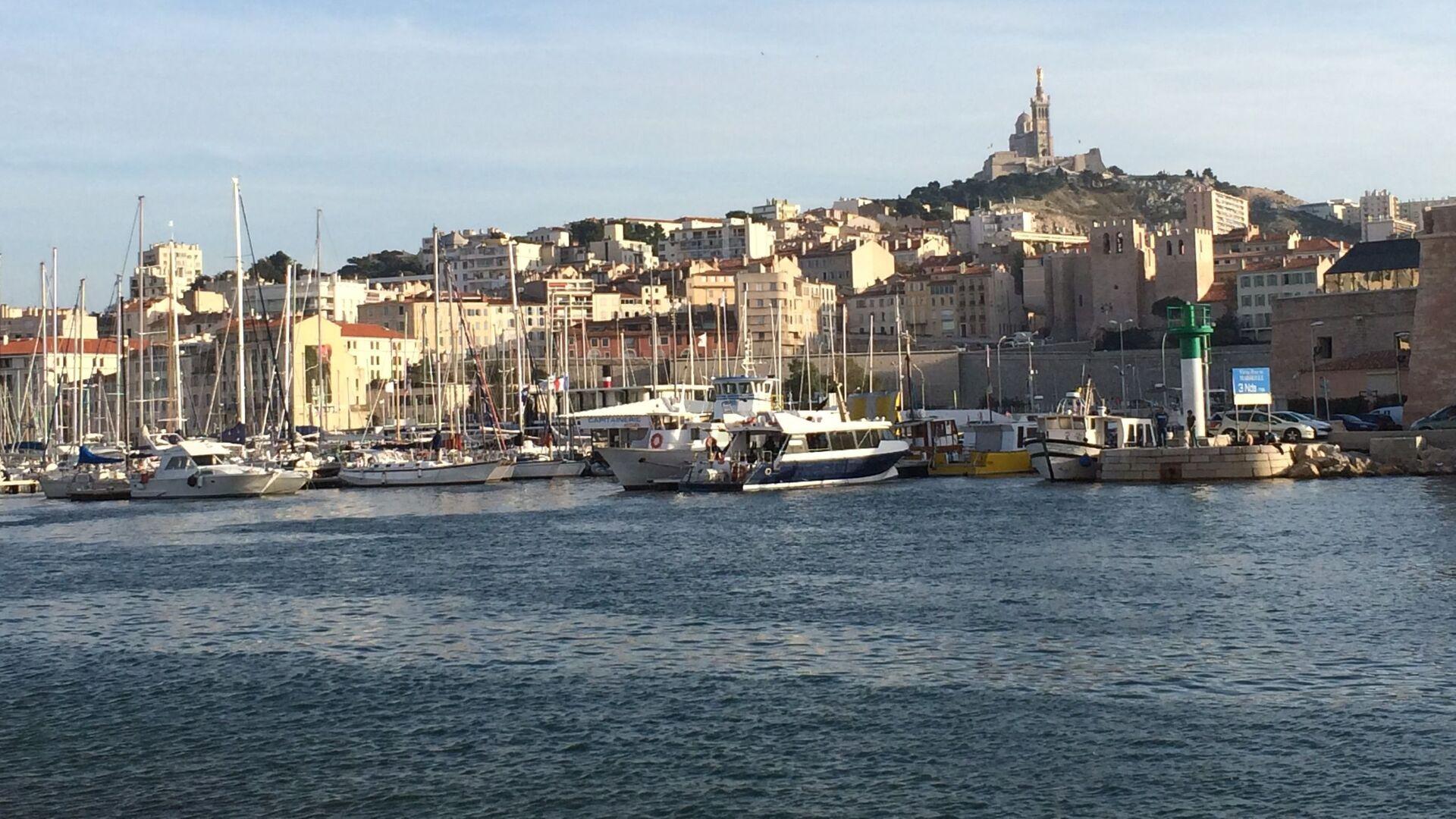 Marseille - Sputnik France, 1920, 24.07.2021