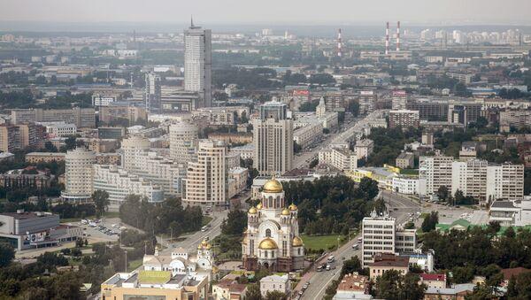 Ekaterinbourg, Russie - Sputnik France