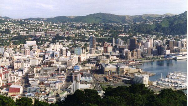 Wellington, Nouvelle-Zélande (archive photo) - Sputnik France