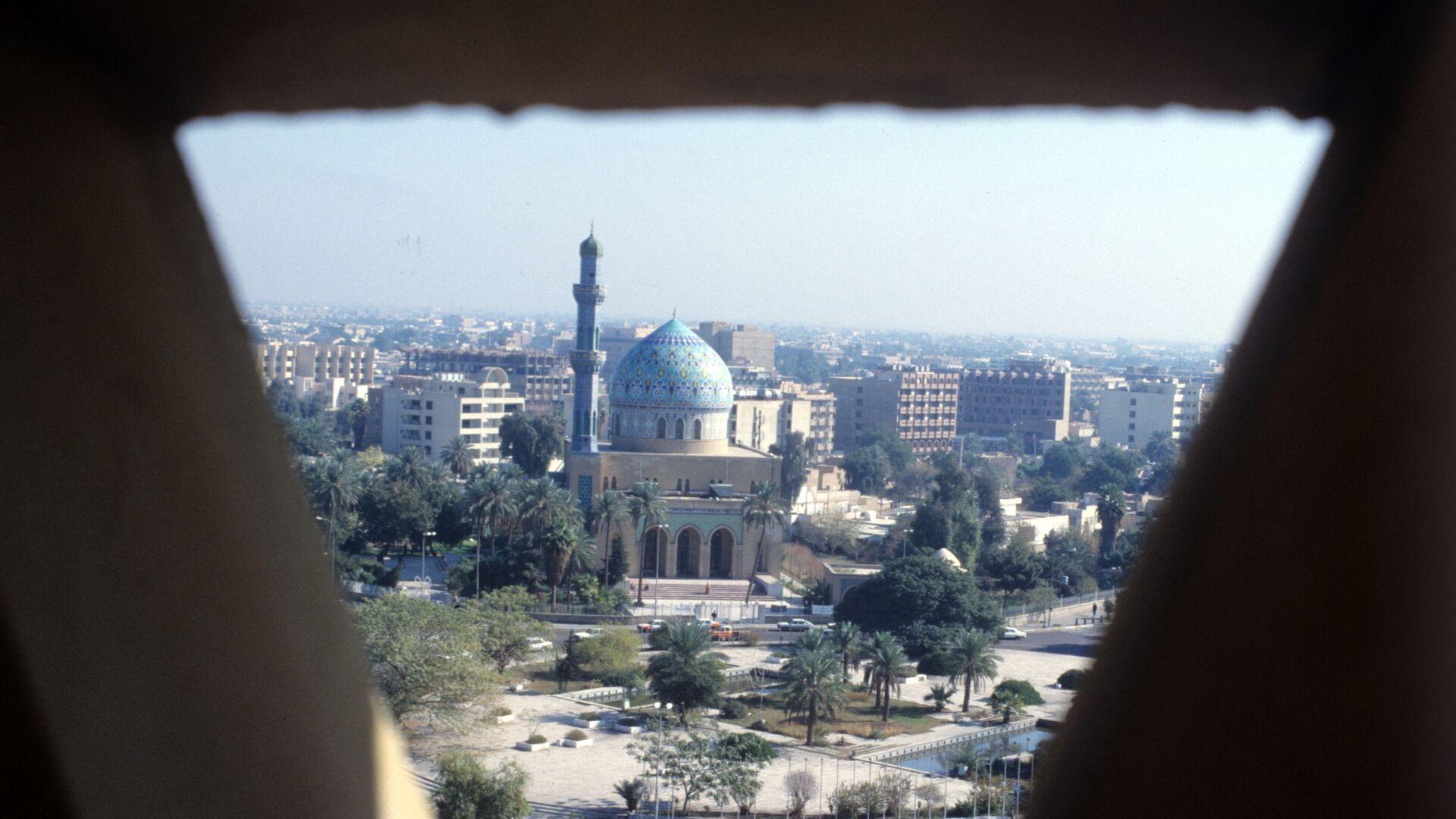 Bagdad, Irak - Sputnik France, 1920, 01.08.2021