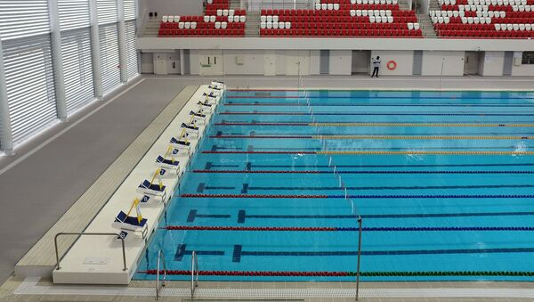 piscine natation - Sputnik France