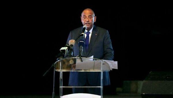 Le Premier ministre ivoirien Patrick Achi lors lancement des EGEA - Sputnik France