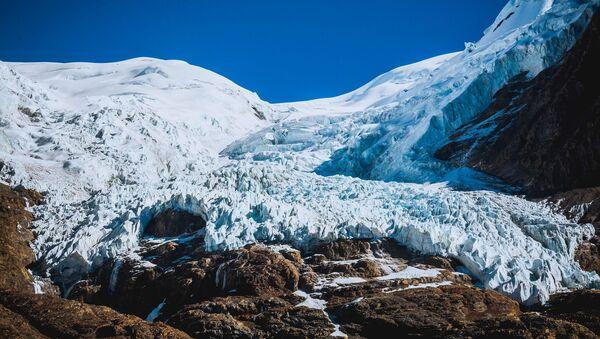 Un glacier dans le Tibet - Sputnik France