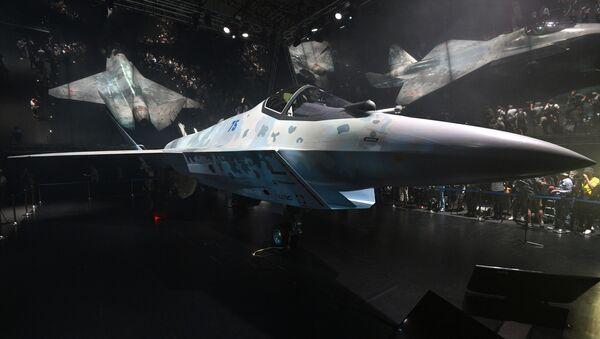Le chasseur russe Su-75 Checkmate - Sputnik France