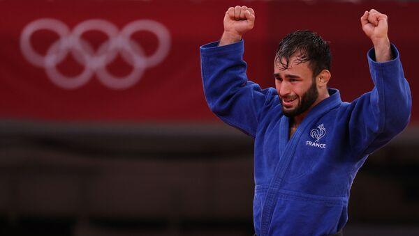 Le judoka Luka Mkheidze - Sputnik France