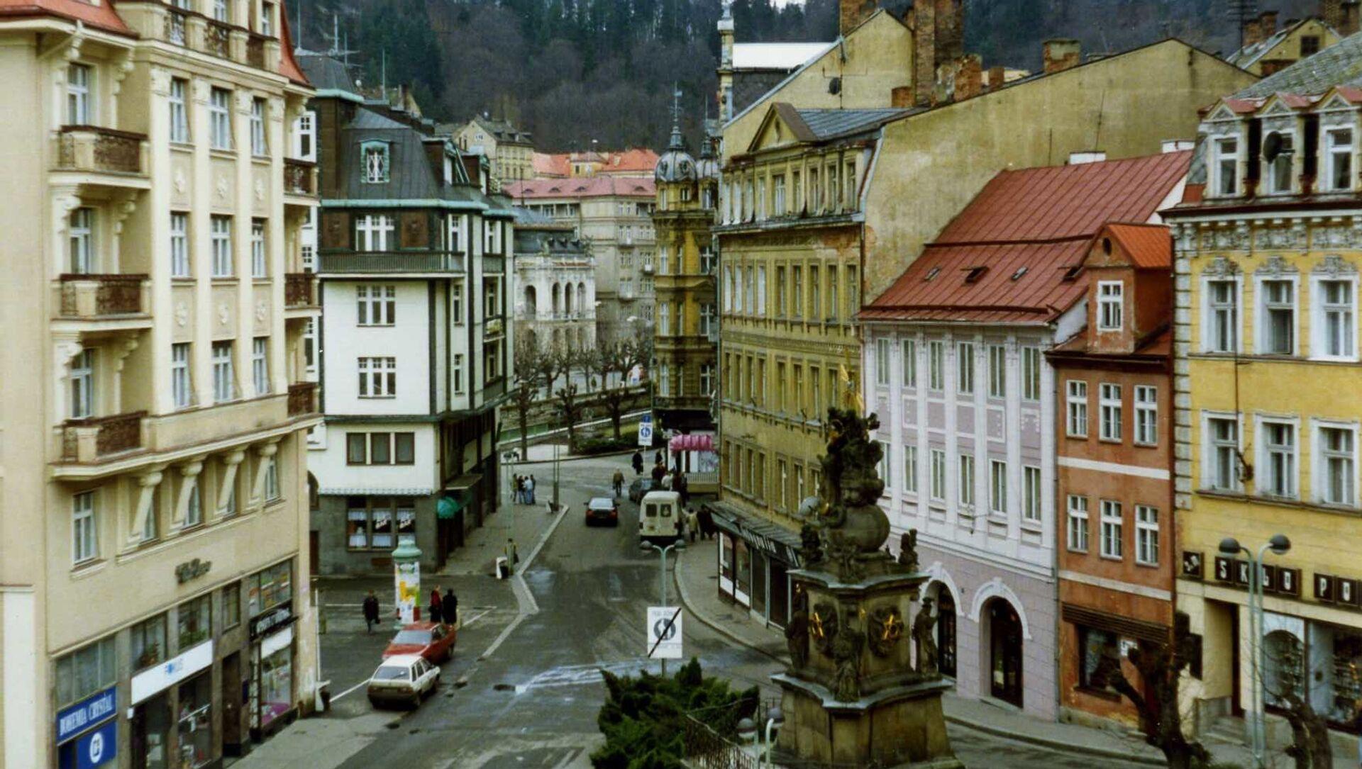 Karlovy Vary - Sputnik France, 1920, 24.07.2021