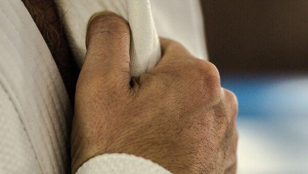 Kimono d'un judoka - Sputnik France