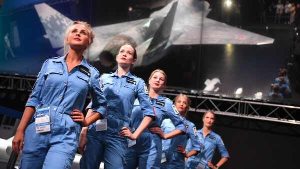 Les moments les plus forts du salon MAKS 2021  - Sputnik France