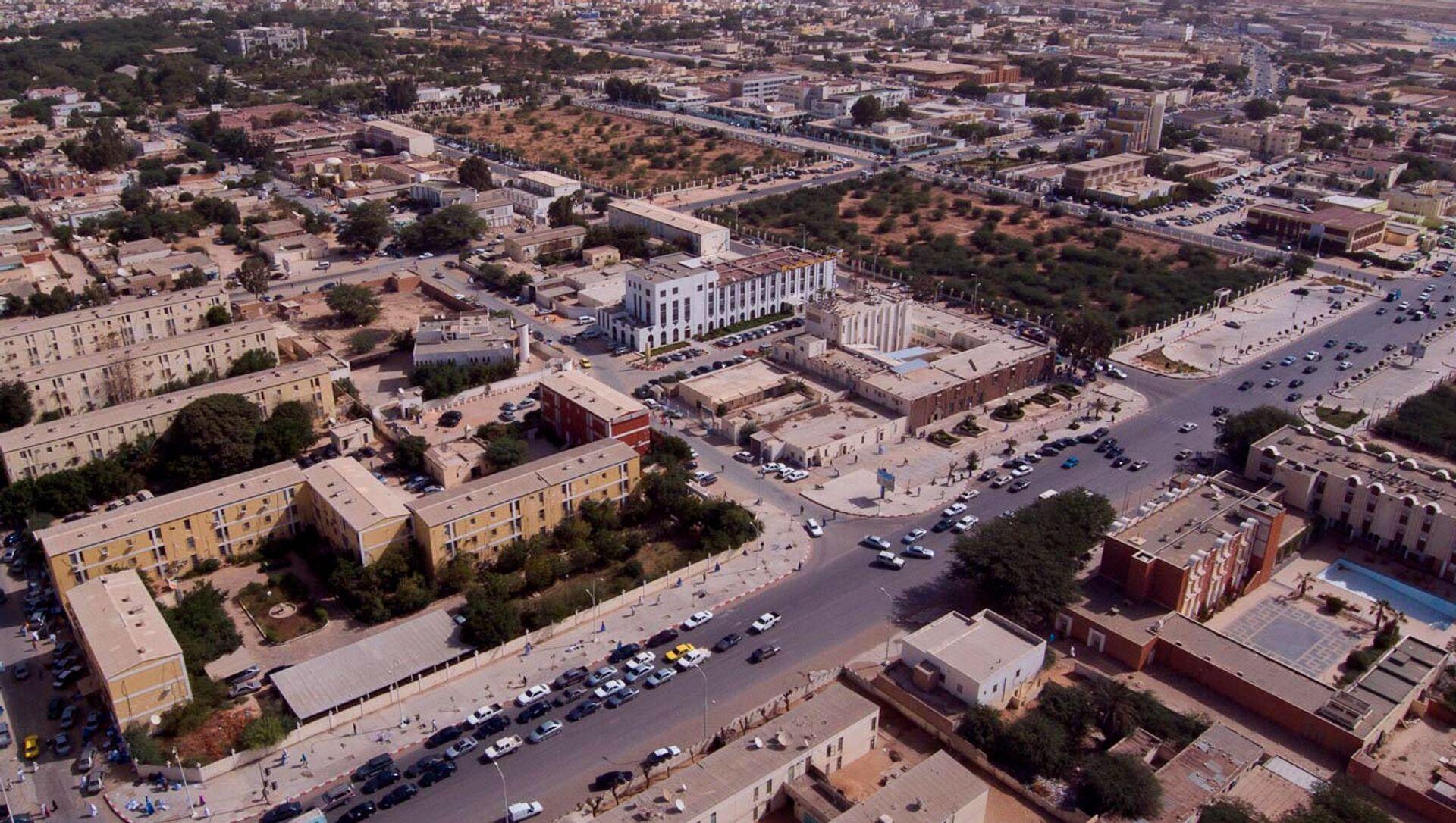Centre ville de Nouakchott - Sputnik France, 1920, 28.07.2021