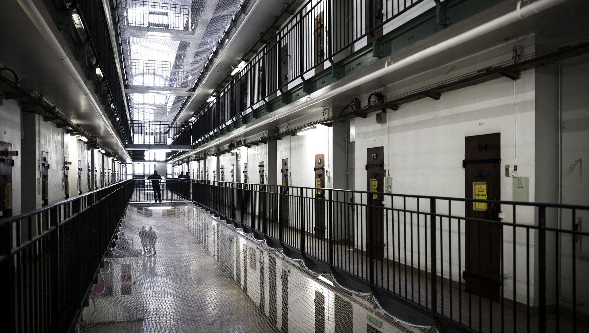 Prison.  - Sputnik France, 1920, 06.09.2021