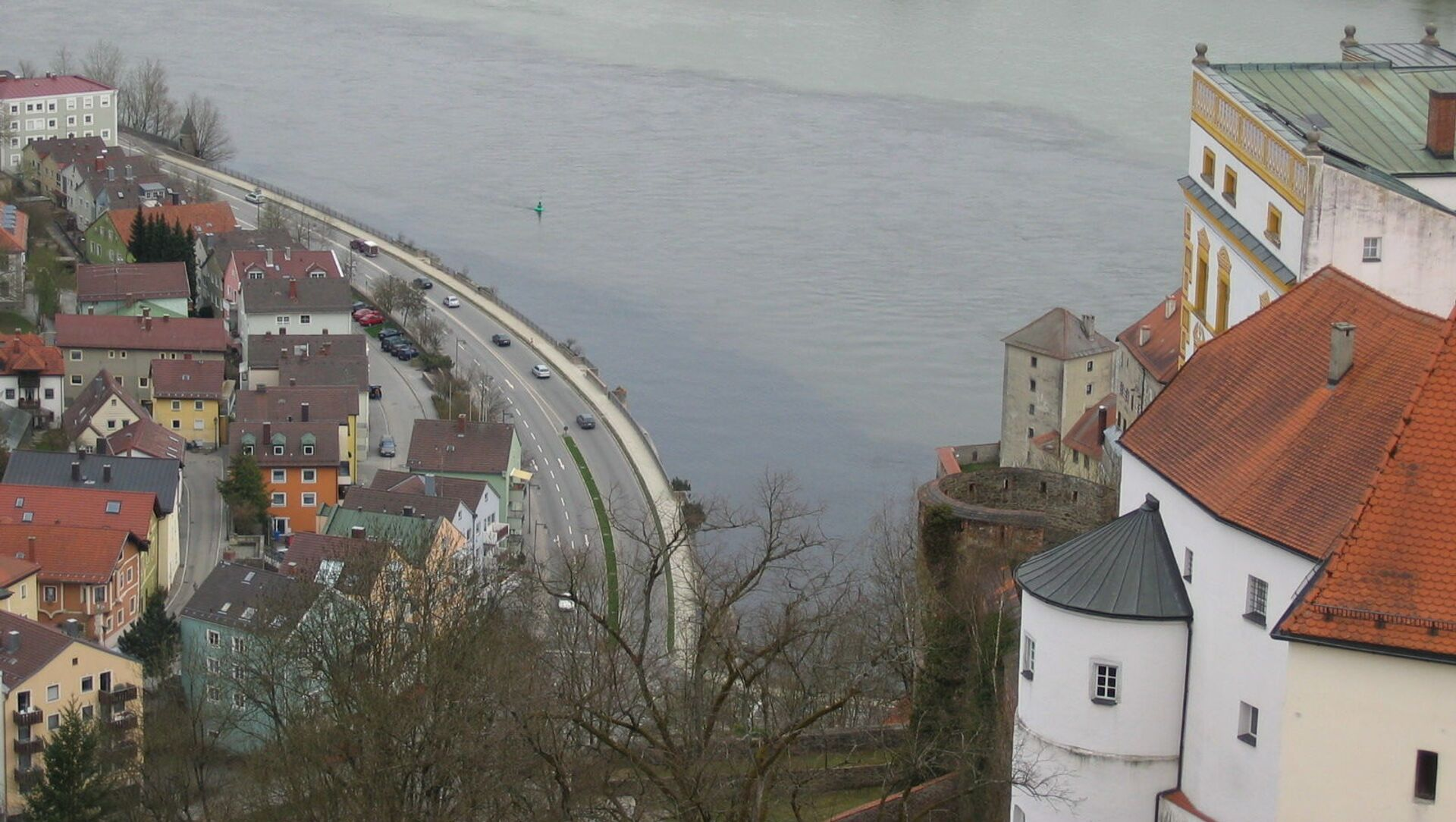 La ville de Passau, en Allemagne - Sputnik France, 1920, 31.07.2021
