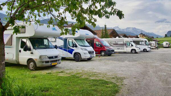 des camping-car - Sputnik France