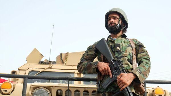 Un soldat afghan - Sputnik France