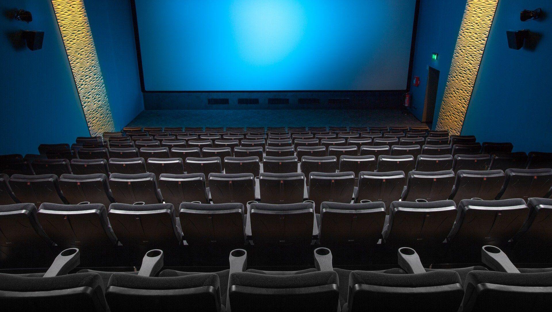 Une salle de cinéma - Sputnik France, 1920, 04.08.2021