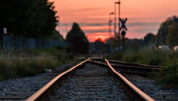Chemin de fer (image d'illustration) - Sputnik France