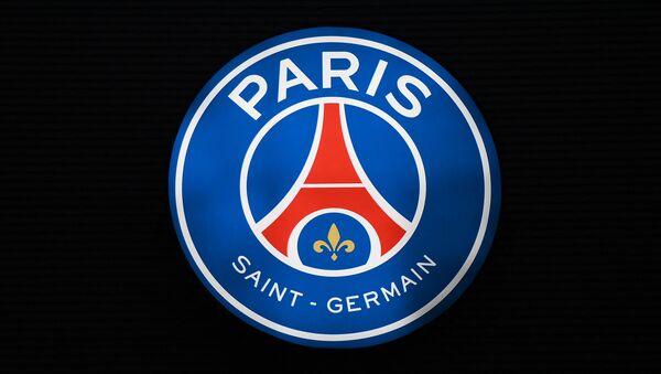 Logo PSG - Sputnik France