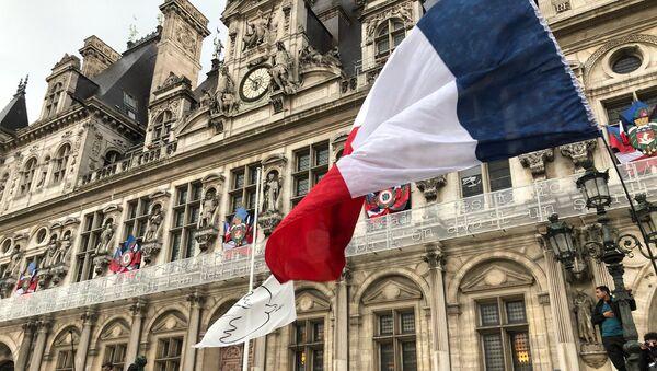 Quatrième week-end de mobilisation à Paris contre le pass sanitaire, 7 août 2021 - Sputnik France