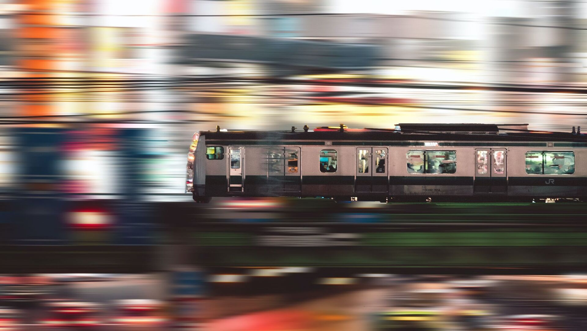 Un train (image d'illustration) - Sputnik France, 1920, 11.08.2021