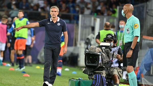 Match de foot Marseille-Montpellier, le 8 août 2021 - Sputnik France
