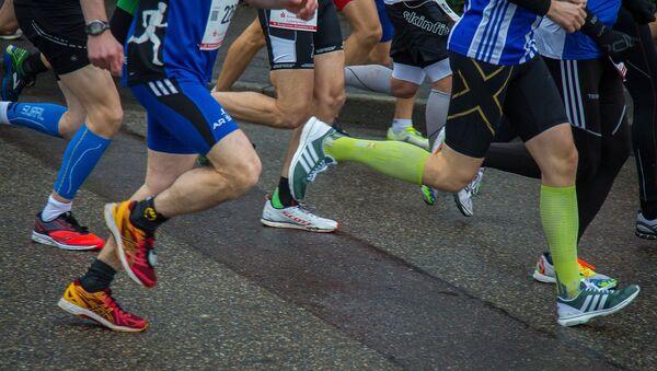 Marathon, image d'illustration - Sputnik France