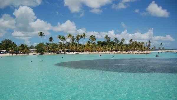Plage de Sainte-Anne, Guadeloupe - Sputnik France