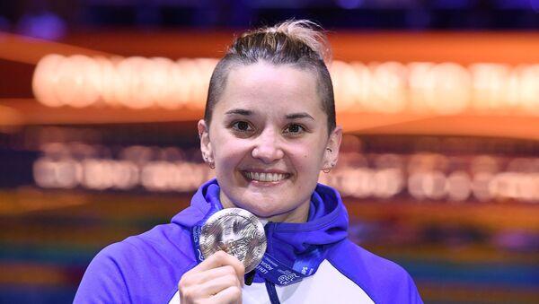 Mélanie Henique - Sputnik France