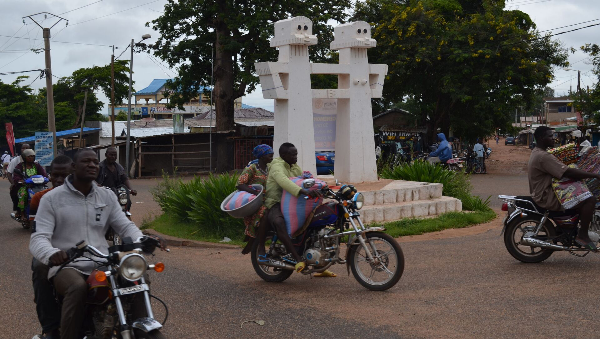 La ville de Dapaong, Togo - Sputnik France, 1920, 12.08.2021