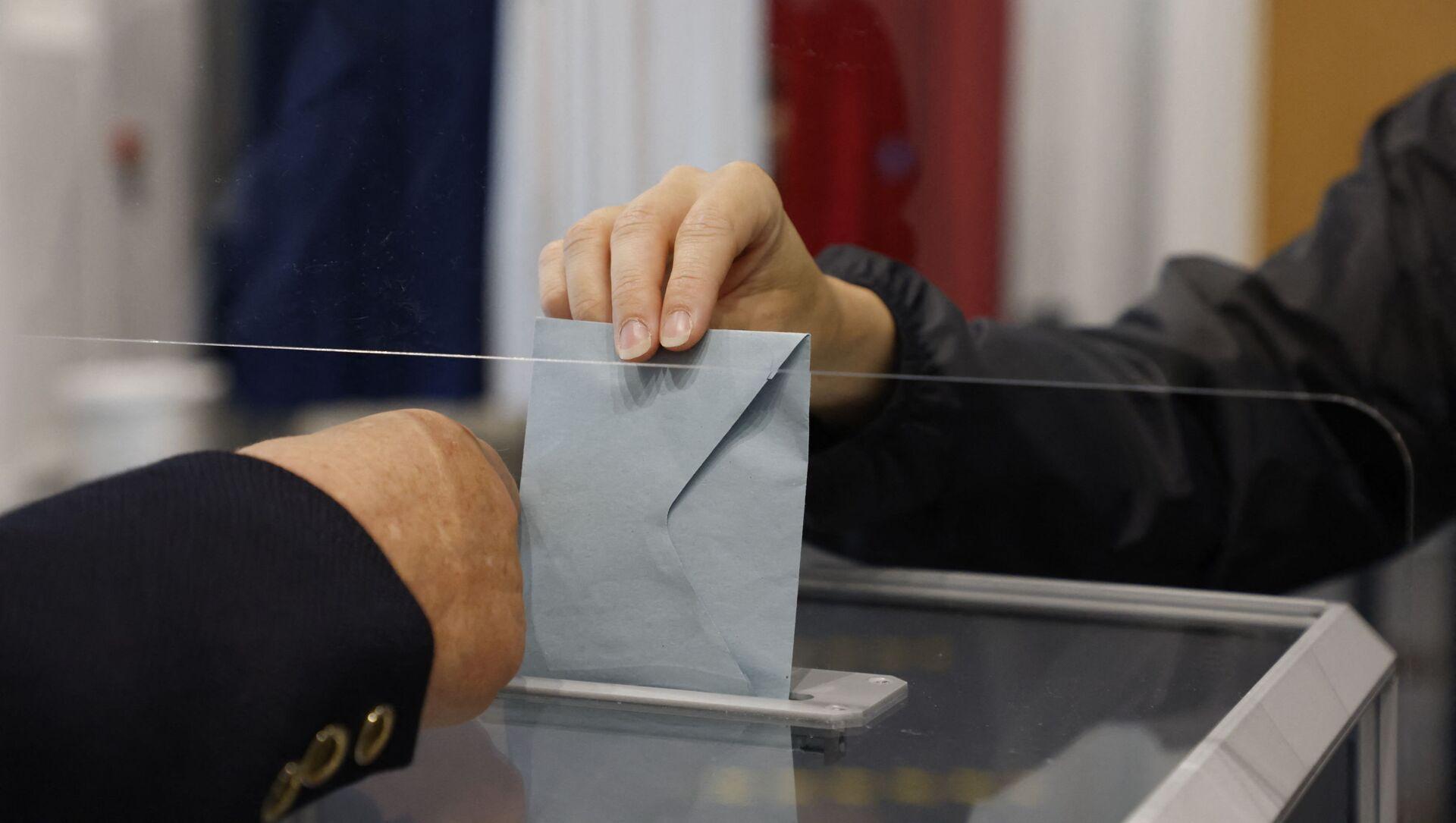 élections régionales 2021 - Sputnik France, 1920, 14.08.2021
