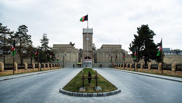 Palais présidentiel de Kaboul (archive photo) - Sputnik France
