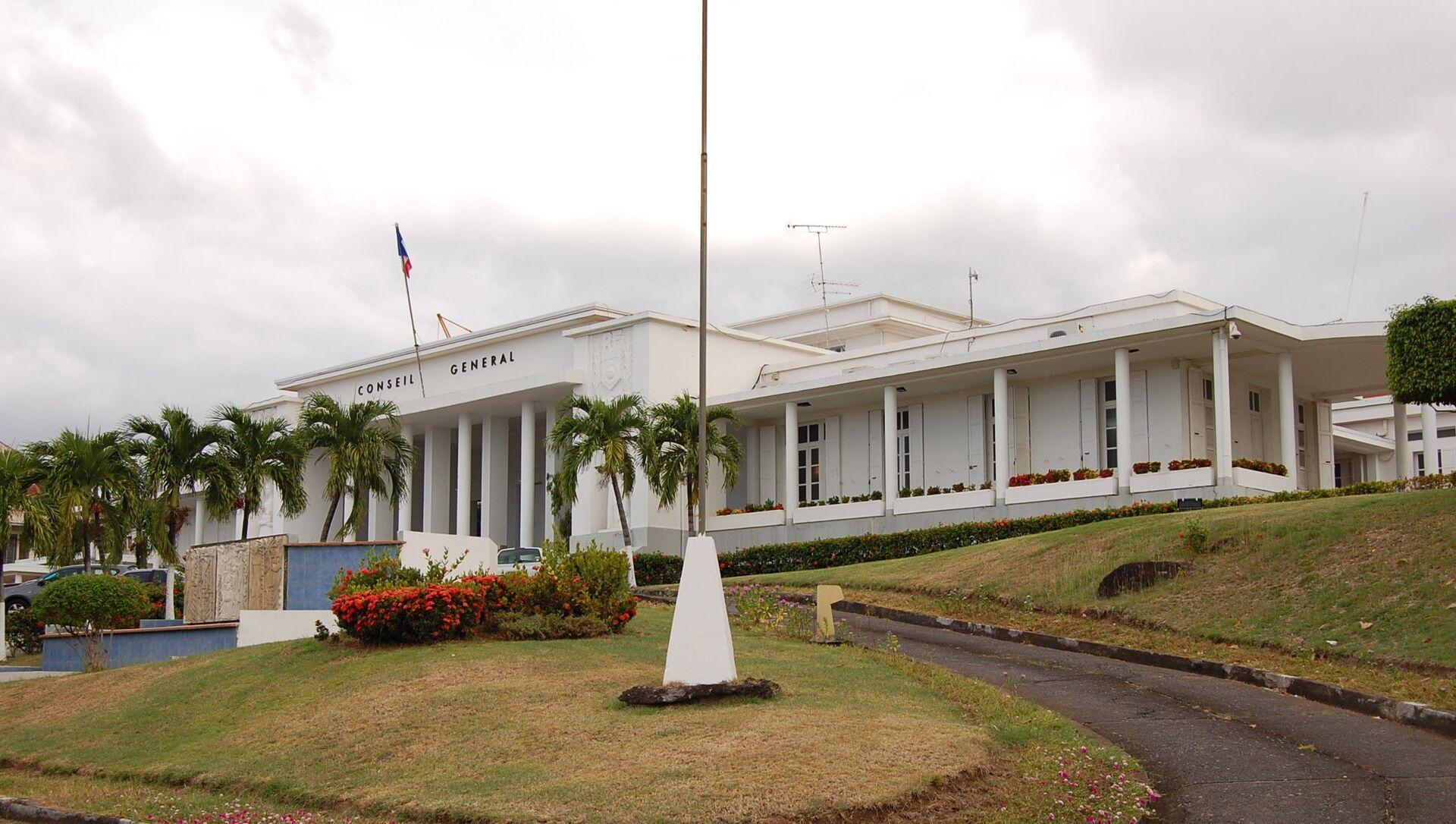 Conseil Général de la Guadeloupe - Sputnik France, 1920, 15.08.2021