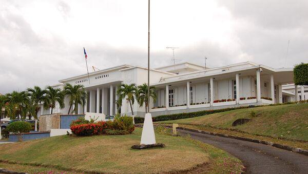 Conseil Général de la Guadeloupe - Sputnik France