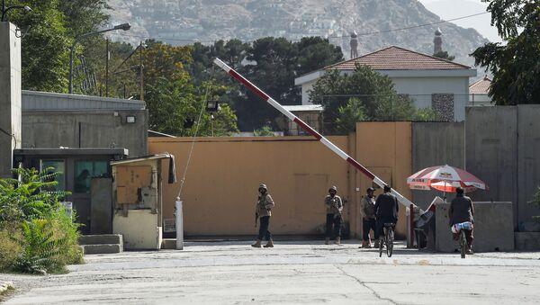 La Zone verte de Kaboul (archive photo) - Sputnik France