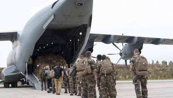 Les forces françaises quittent l'Afghanistan, le 16 août 2021 - Sputnik France