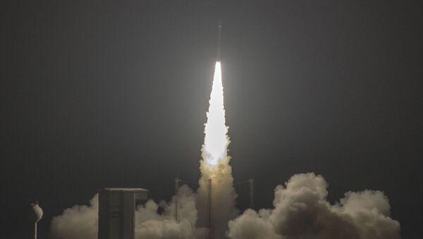 Une fusée Vega décolle de Kourou pour mettre en orbite un satellite d'observation - Sputnik France