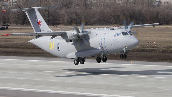 Un avion léger de transport militaire Il-112B - Sputnik France