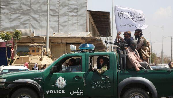 Situation en Afghanistan après l'arrivée au pouvoir des talibans (organisation terroriste interdite en Russie)  - Sputnik France