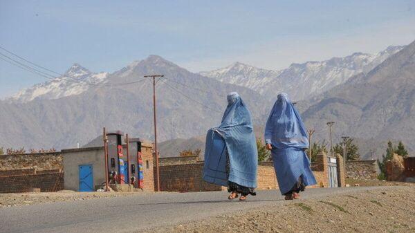 Femmes en Afghanistan - Sputnik France