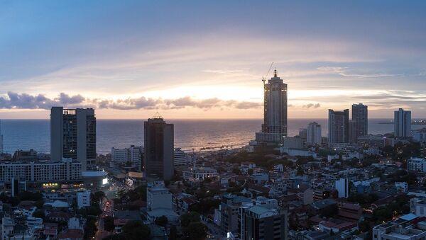 Colombo, la capitale économique du Sri Lanka et sa plus grande ville par le nombre d'habitants - Sputnik France
