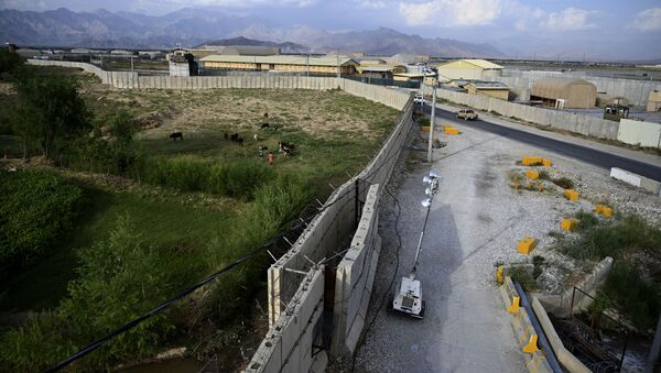 La base de Bagram en Afghanistan - Sputnik France